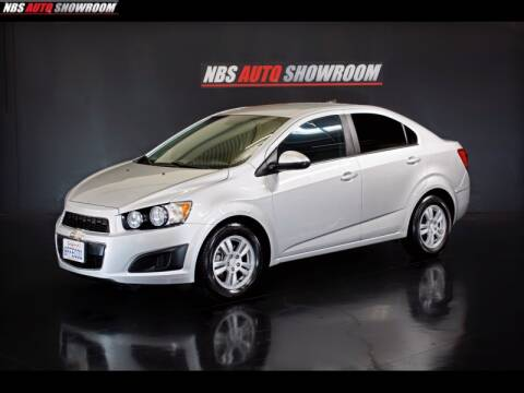 2012 Chevrolet Sonic for sale at NBS Auto Showroom in Milpitas CA