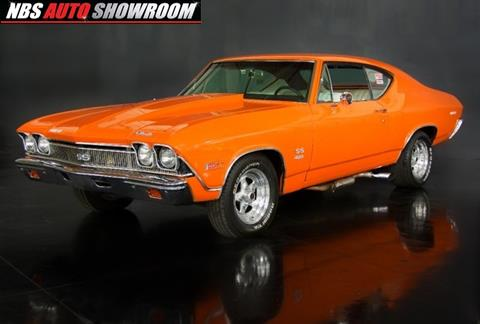 1968 Chevrolet Chevelle for sale in Milpitas, CA