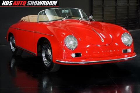 1957 Porsche 356 for sale in Milpitas, CA