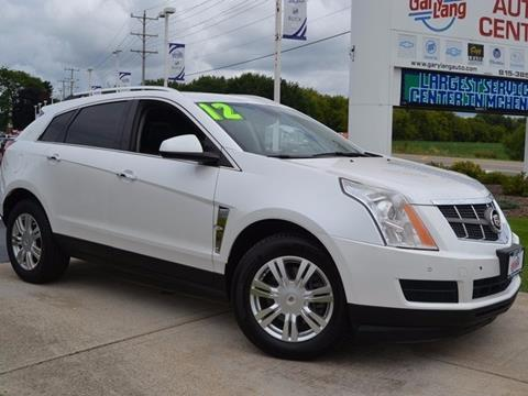 2012 Cadillac SRX for sale in Mchenry, IL