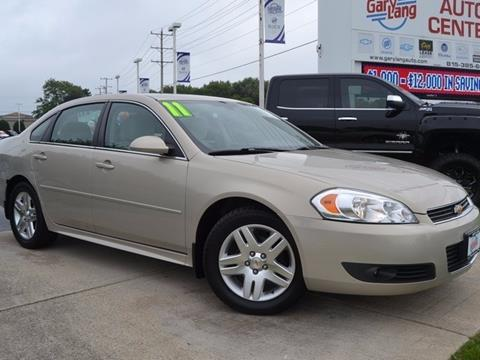 2011 Chevrolet Impala for sale in Mchenry, IL