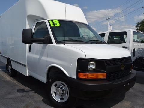 2013 Chevrolet Express Cutaway for sale in Mchenry, IL