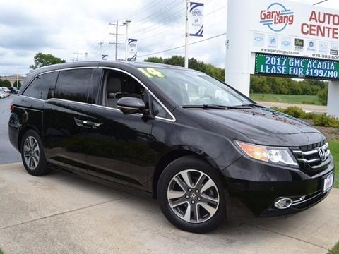 2014 Honda Odyssey for sale in Mchenry, IL
