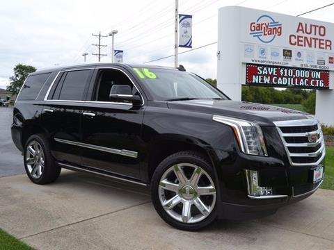 2016 Cadillac Escalade for sale in Mchenry, IL