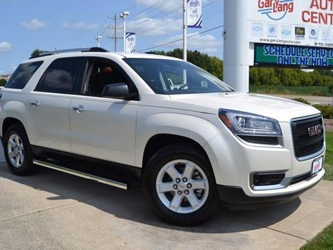 2015 GMC Acadia for sale in Mchenry, IL