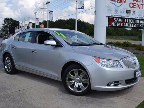 2011 Buick LaCrosse for sale in Mchenry, IL