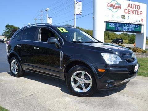 2012 Chevrolet Captiva Sport for sale in Mchenry, IL