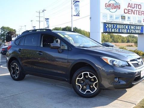 2015 Subaru XV Crosstrek for sale in Mchenry, IL