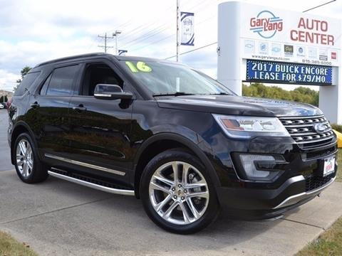 2016 Ford Explorer for sale in Mchenry, IL