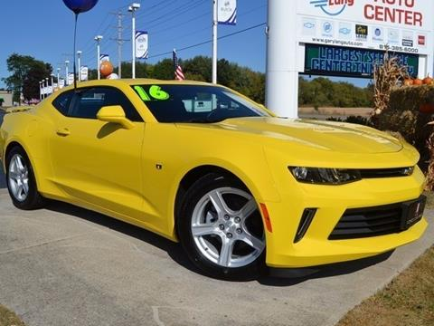 2016 Chevrolet Camaro for sale in Mchenry, IL