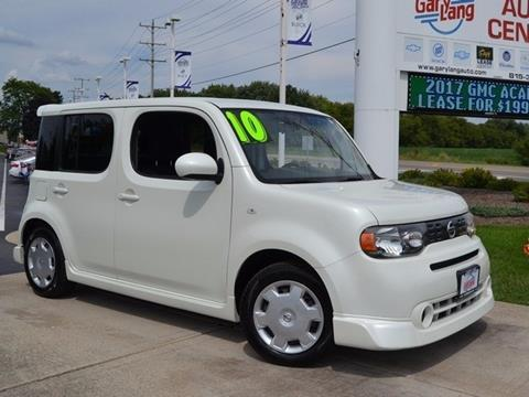 2010 Nissan cube for sale in Mchenry, IL