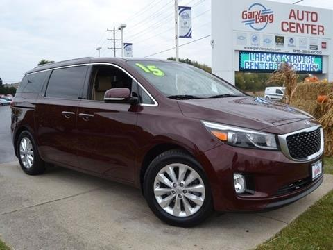 2015 Kia Sedona for sale in Mchenry, IL