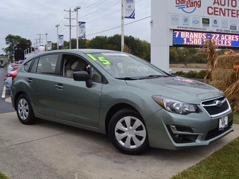 2015 Subaru Impreza for sale in Mchenry, IL
