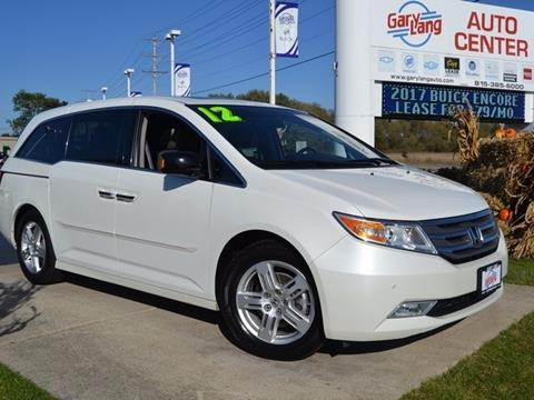 2012 Honda Odyssey for sale in Mchenry, IL