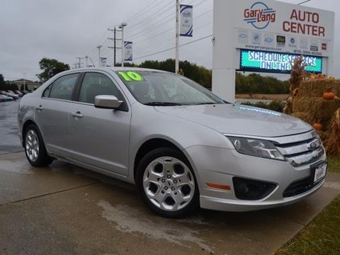 2010 Ford Fusion for sale in Mchenry, IL