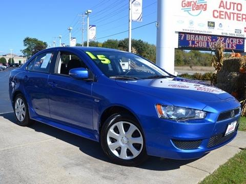 2015 Mitsubishi Lancer for sale in Mchenry, IL