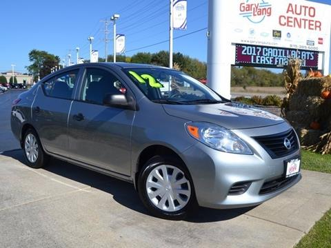 2012 Nissan Versa for sale in Mchenry, IL
