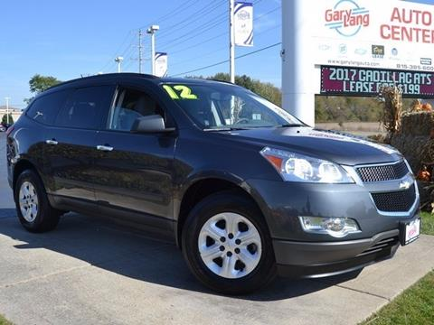 2012 Chevrolet Traverse for sale in Mchenry, IL