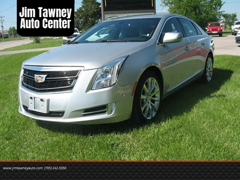 2017 Cadillac XTS for sale at Jim Tawney Auto Center Inc in Ottawa KS