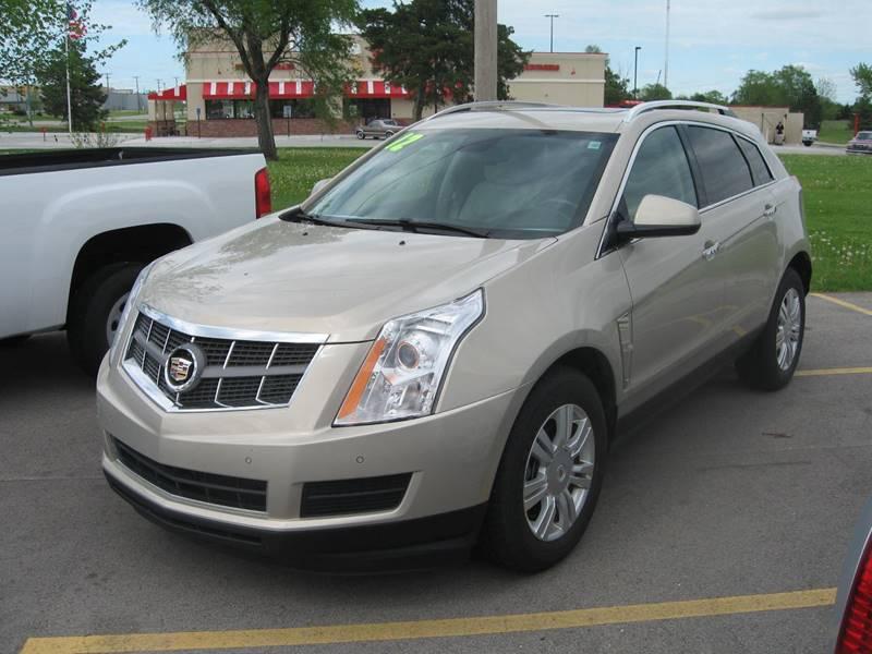 2012 Cadillac SRX for sale at Jim Tawney Auto Center Inc in Ottawa KS