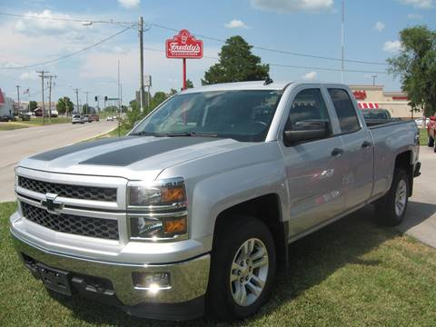 2014 Chevrolet Silverado 1500 for sale at Jim Tawney Auto Center Inc in Ottawa KS