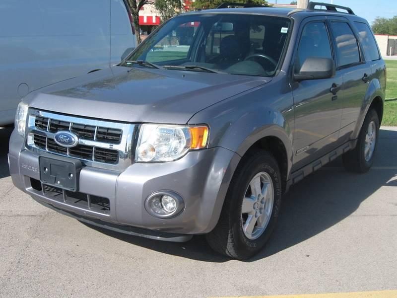 2008 Ford Escape for sale at Jim Tawney Auto Center Inc in Ottawa KS