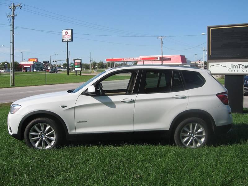 2017 BMW X3 for sale at Jim Tawney Auto Center Inc in Ottawa KS