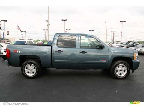 2008 Chevrolet Silverado 1500 for sale at Jim Tawney Auto Center Inc in Ottawa KS