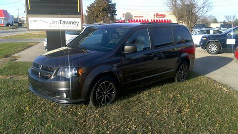 2017 Dodge Grand Caravan for sale at Jim Tawney Auto Center Inc in Ottawa KS