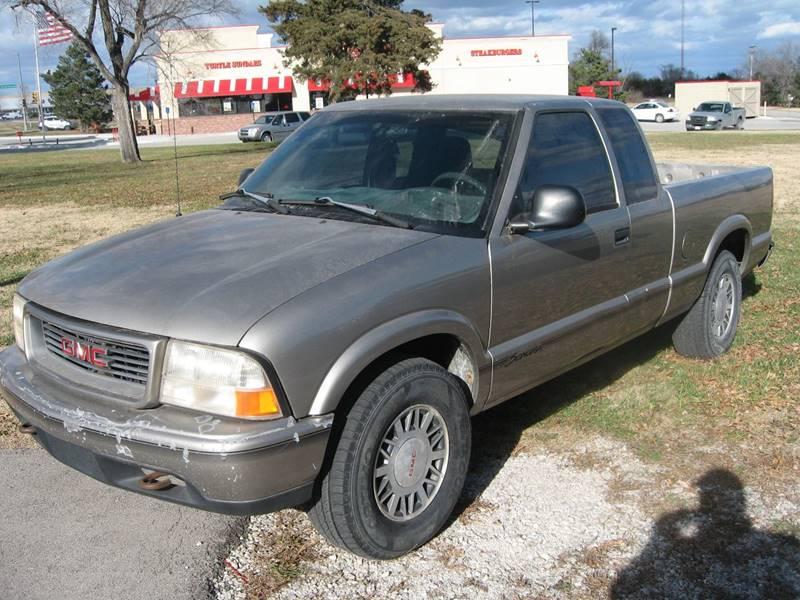1998 GMC Sonoma for sale at Jim Tawney Auto Center Inc in Ottawa KS