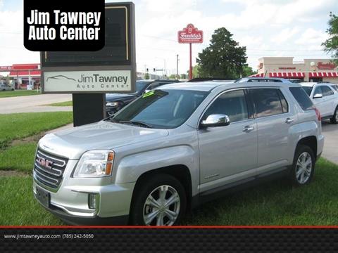 2017 GMC Terrain for sale at Jim Tawney Auto Center Inc in Ottawa KS