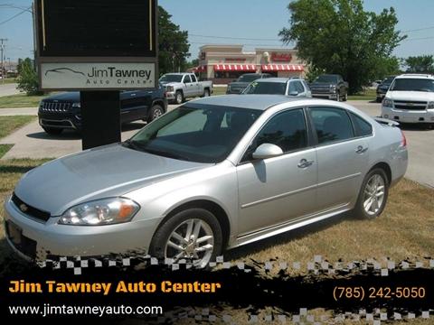 2016 Chevrolet Impala Limited for sale at Jim Tawney Auto Center Inc in Ottawa KS