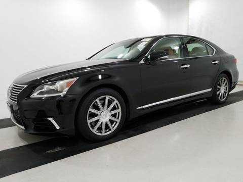 2016 Lexus LS 460 for sale at Jim Tawney Auto Center Inc in Ottawa KS