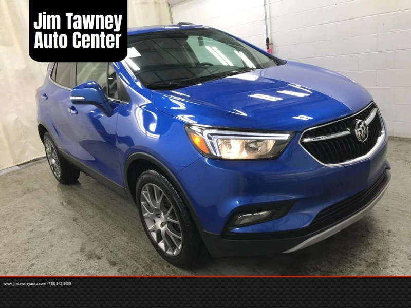 2017 Buick Encore for sale at Jim Tawney Auto Center Inc in Ottawa KS