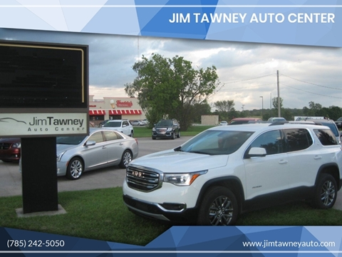 2019 GMC Acadia for sale at Jim Tawney Auto Center Inc in Ottawa KS