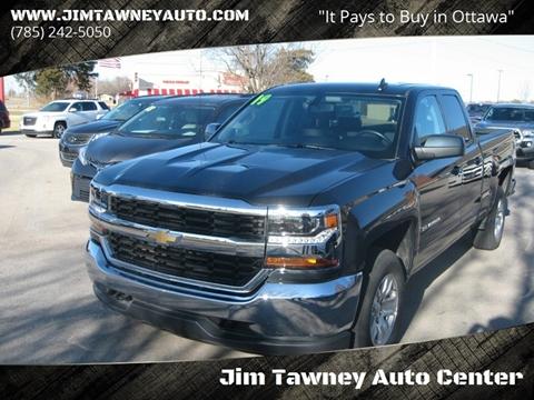 2019 Chevrolet Silverado 1500 LD for sale at Jim Tawney Auto Center Inc in Ottawa KS