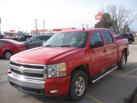 2007 Chevrolet Silverado 1500 for sale at Jim Tawney Auto Center Inc in Ottawa KS
