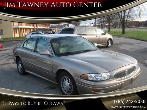 2004 Buick LeSabre for sale at Jim Tawney Auto Center Inc in Ottawa KS