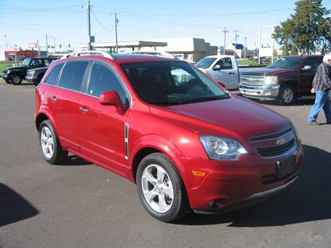 2014 Chevrolet Captiva Sport for sale at Jim Tawney Auto Center Inc in Ottawa KS