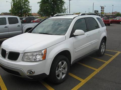 2008 Pontiac Torrent for sale at Jim Tawney Auto Center Inc in Ottawa KS
