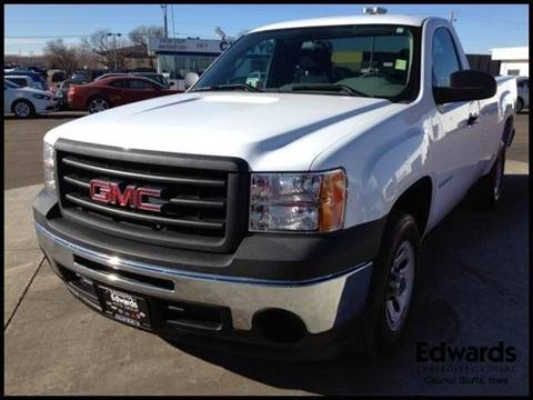 2013 GMC Sierra 1500 for sale at Jim Tawney Auto Center Inc in Ottawa KS