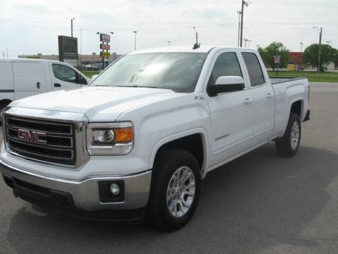 2014 GMC Sierra 1500 for sale at Jim Tawney Auto Center Inc in Ottawa KS