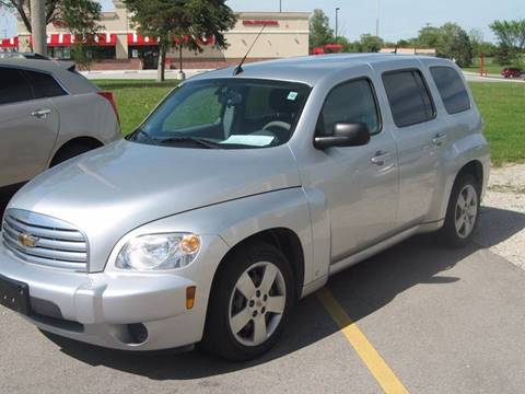 2009 Chevrolet HHR for sale at Jim Tawney Auto Center Inc in Ottawa KS