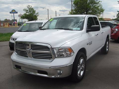 2016 RAM Ram Pickup 1500 for sale at Jim Tawney Auto Center Inc in Ottawa KS