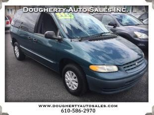 2000 Plymouth Voyager for sale in Folsom, PA