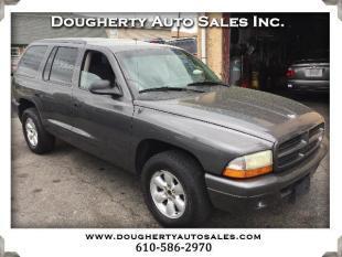 2003 Dodge Durango for sale in Folsom, PA