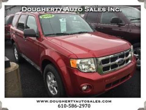 2009 Ford Escape for sale in Folsom PA