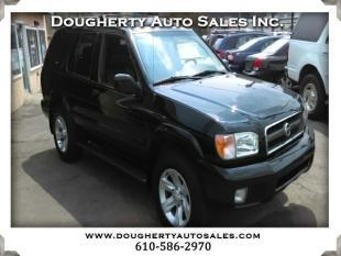 2002 Nissan Pathfinder for sale in Folsom, PA