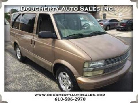 2005 Chevrolet Astro for sale in Folsom, PA