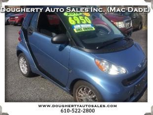 2012 Smart fortwo for sale in Folsom, PA